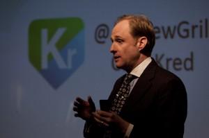 Kred_LDN_presenting