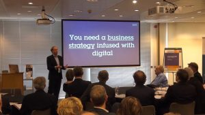 Opportunities and threats in a digital world @ Smith & Williamson | London | United Kingdom