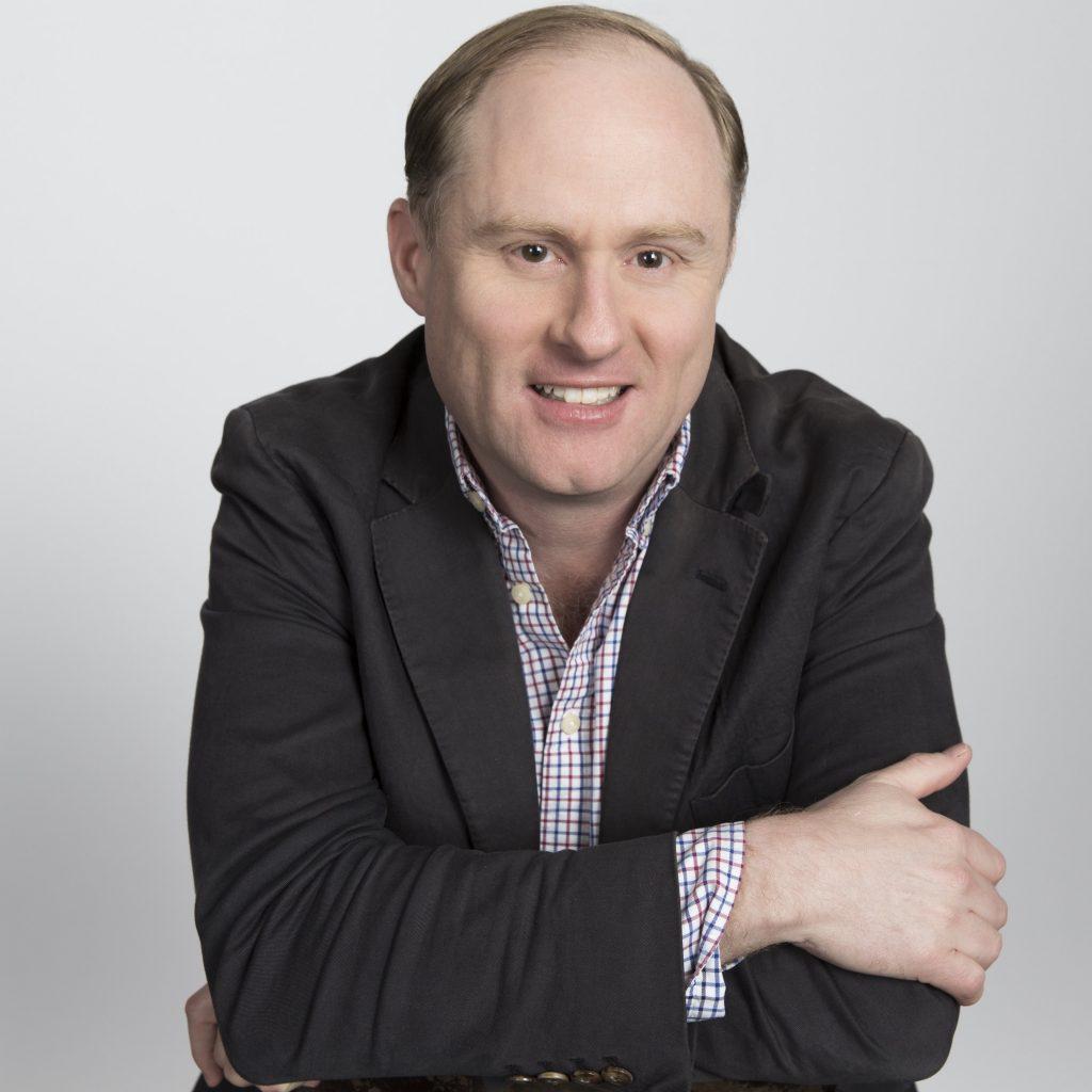 Actionable Futurist™ Andrew Grill - Headshot