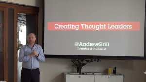 Raconteur Masterclass - Creating Thought Leaders @ The Clubhouse Holborn | England | United Kingdom