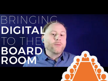 Bringing Digital to the Boardroom: ZDNet