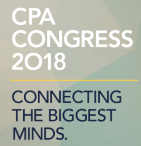 CPA Congress London 2018 @ Grand Connaught rooms | England | United Kingdom