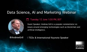 Data Science, AI and Marketing - are you ready? @ Webinar