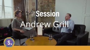 HubTV The Session with Andrew Grill @ Hub TV | London | United Kingdom