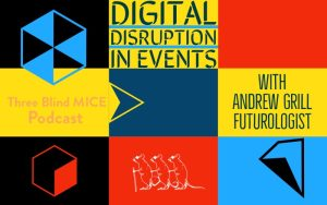Disruption in Events @ Podcast