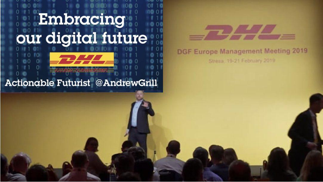 Futurist Keynote Speaker Video