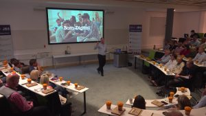 Jonas Software Business School @ Warwick University