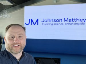 Johnson Matthey Annual Conference @ Valencia, Spain