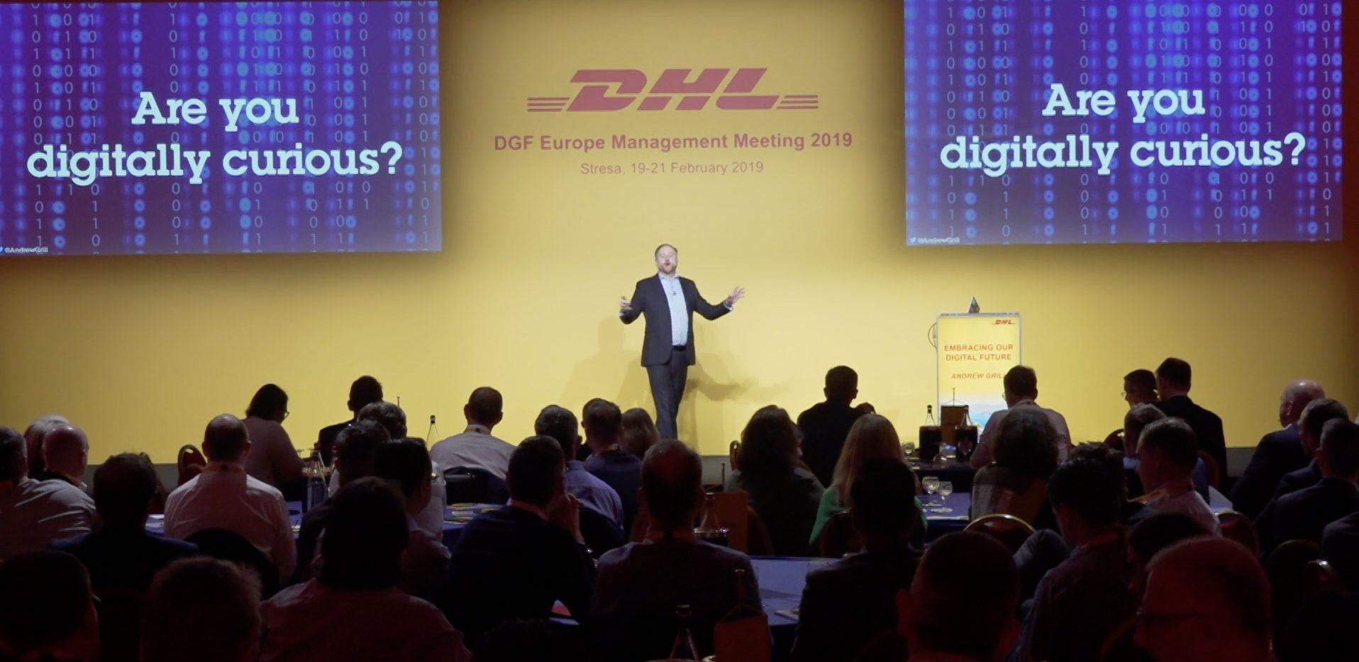 Our Digital Future – DHL Global Forwarding