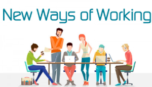 The future of work - new ways of working @ London