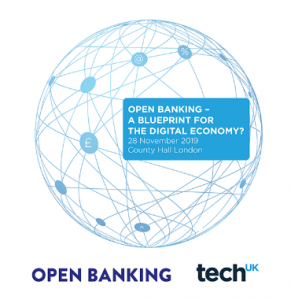 Open Banking – A Blueprint for the Digital Economy? @ Etc Venues County Hall | United Kingdom