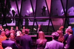 Royds Withy King - The Decade Ahead @ The Gherkin | England | United Kingdom
