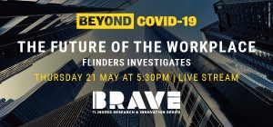 Beyond Covid: The future of the workplace @ Online