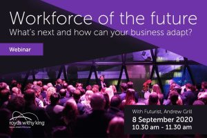 Workforce of the Future: The New Norm @ Webjam Webinar